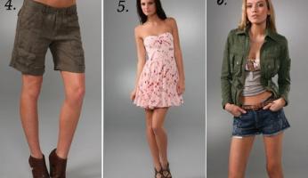 Heather's ShopBop Spring Trend Report!
