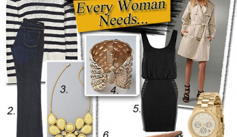10 Things Every Woman Needs In Their
