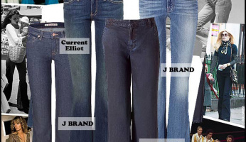 Trend Report: Flared Jeans