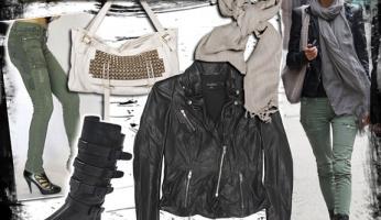 What She Wears: Alessandra Ambrosio