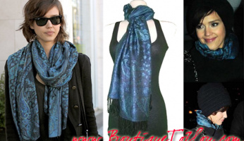 Alba's Tolani Collection Scarf at BoutiqueToYou.com