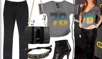 Shop Her Closet: Audrina Patridge