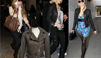 Celebrities Love Doma Leather Jackets!