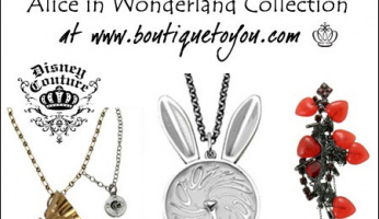 Tom Binns for Disney Couture Alice in Wonderland Collection