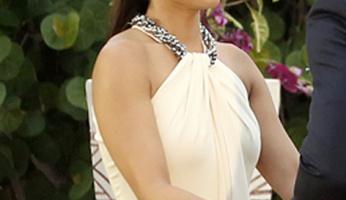 Bachelorette Beauty: Andi Dorfman's Gorgeous Final Rose Ceremony Dress