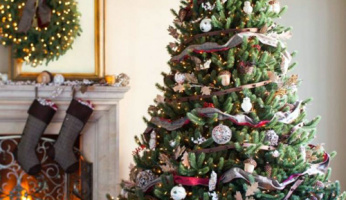 Celebrity Style Christmas: Balsam Hill