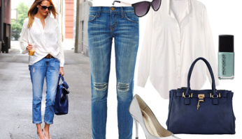 Blogger Inspired Style