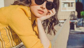 Celebrity Style Sunglasses with a Soundtrack