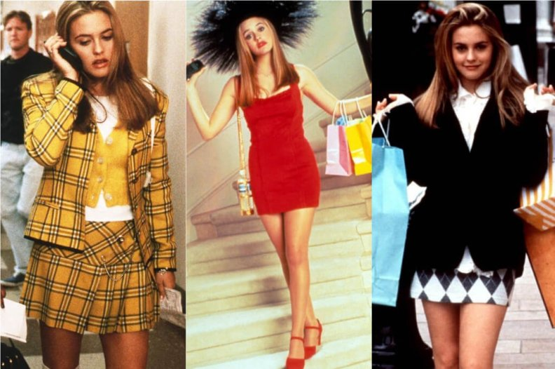 Fall Fashion Trend Alert: Clueless Inspired 90s Looks!