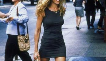 Carrie Bradshaw's Best Date Night Dressing