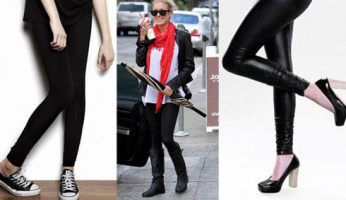 Kristin Cavallari Style LnA Olivia Leggings