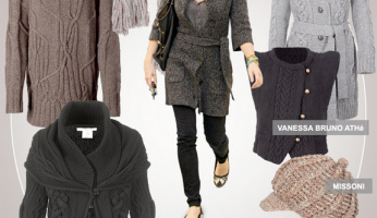 Hottest-Newest-Latest! Chunky Knits