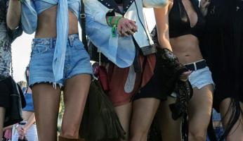 How Celebrities Slay Music Festival Fashion