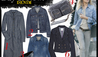 Celebrity Style Buy It Now: It's All About Denim