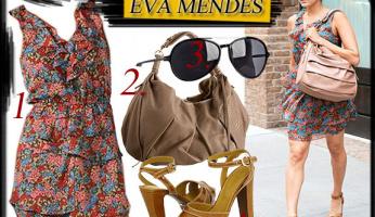 Shop Her Style: Eva Mendes