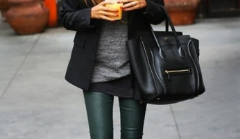 Fall Fashion: Outfit Idea For Fall's Cooler Days