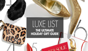 Holiday Gift Guide: The Fashionista
