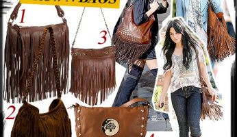 Celebrity Style Trend Report: Fringe Brown Bags