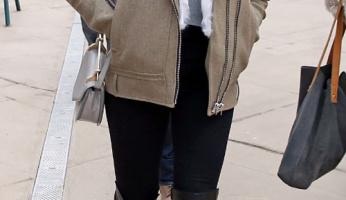 Get Margot Robbie's Cozy Sundance Look For Less