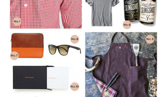 HOLIDAY GIFT GUIDE: THE MISTER