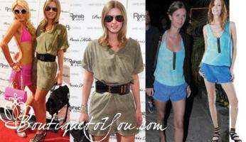 Gypsy 05: Nicky Hilton's Favorite Summer Looks