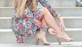 Floating In Florals