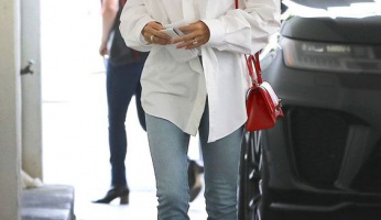 Nothing says 'Easy Breezy' Like a White Shirt Worn The Right Way