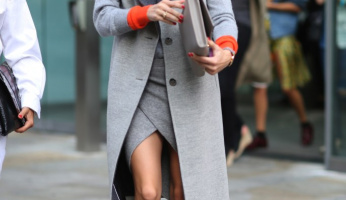 Your Fall Wardrobe is the New Grey Area