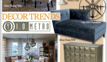 Decor Trends: I.O. Metro