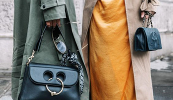 What's Hot In Handbags At #NYFW