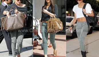 Celebrity Style Must Have...J Brand's
