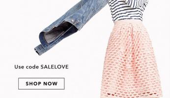 SALE ALERT: The J.Crew Sale Has Started