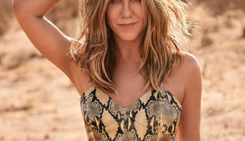 Jennifer Aniston on Aging in Hollywood