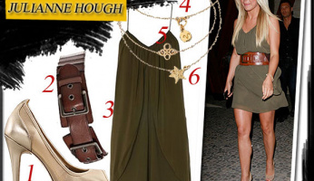 Celebrity Style Closet: Julianne Hough
