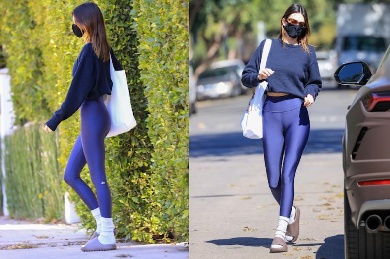 Kendall Jenner's Fav Alo Yoga Sets!