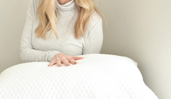 Columbia Ice Cooling Pillow Is The Key To Waking Up Refreshed