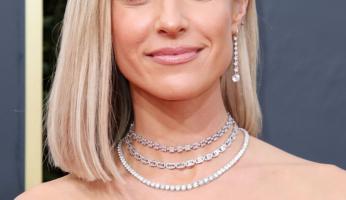 Kristin Cavallari's Modern Minimal Makeup at the Golden Globes