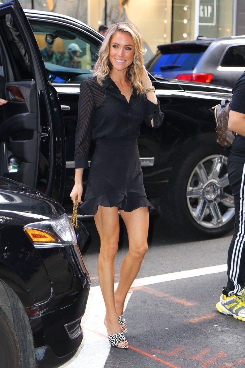 Kristin Cavallari's Workout to Get Those Amazing Legs