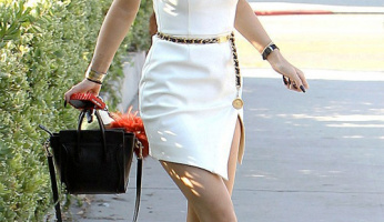 Kylie Jenner Out On the Town Style