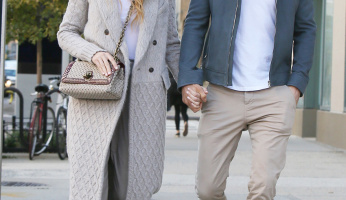 Blake Lively Enters Neutral Territory With Max Mara
