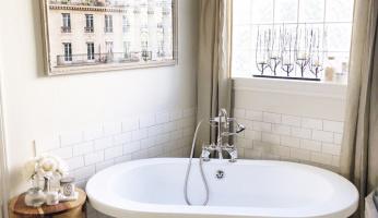 My Dreamy New Master Bathroom