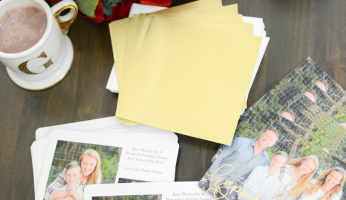Ready. Set. Write. It's Time To Get Those Holiday Cards Out