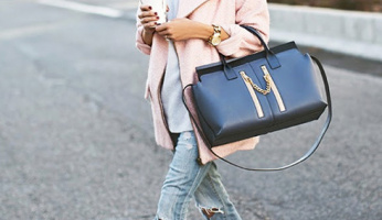 This Is All the Proof You Need to Try Pink For Fall