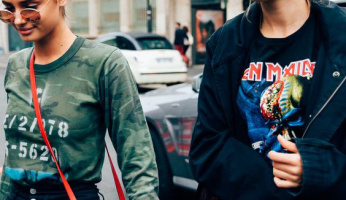 Top Street Style Pieces Spotted At NYFW