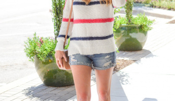 How To Wear A Sweater In The Summer