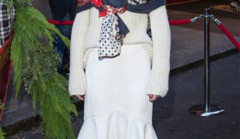 Get The Look: Olivia Palermo's Holiday Winter Whites