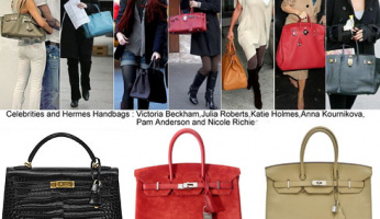 Heather's Handbags of The Day...Hermès At Portero.com!