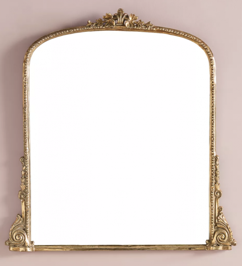 The Best Anthropologie Mirror Dupe!