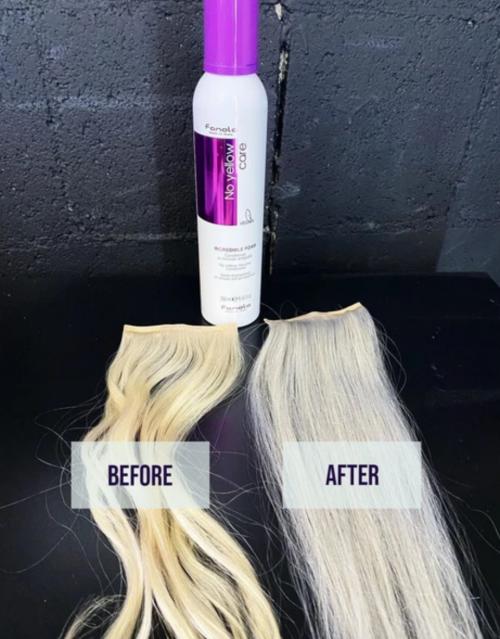 Fanola No Yellow Purple Shampoo