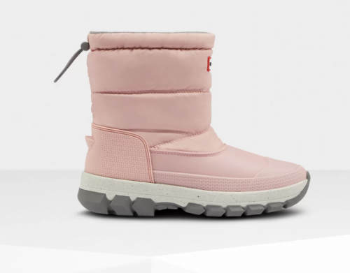 Insulated Short Snow Boots